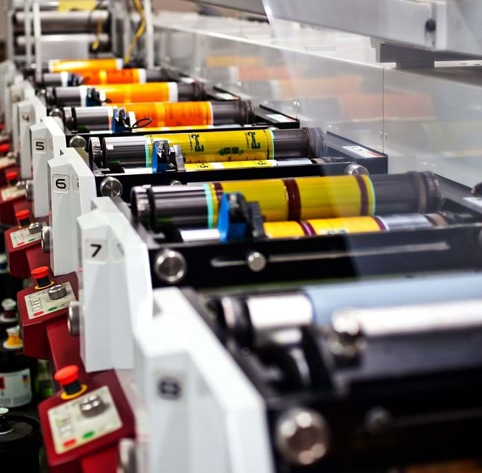 Flexo, digital, offset – which printing method would suit your label?